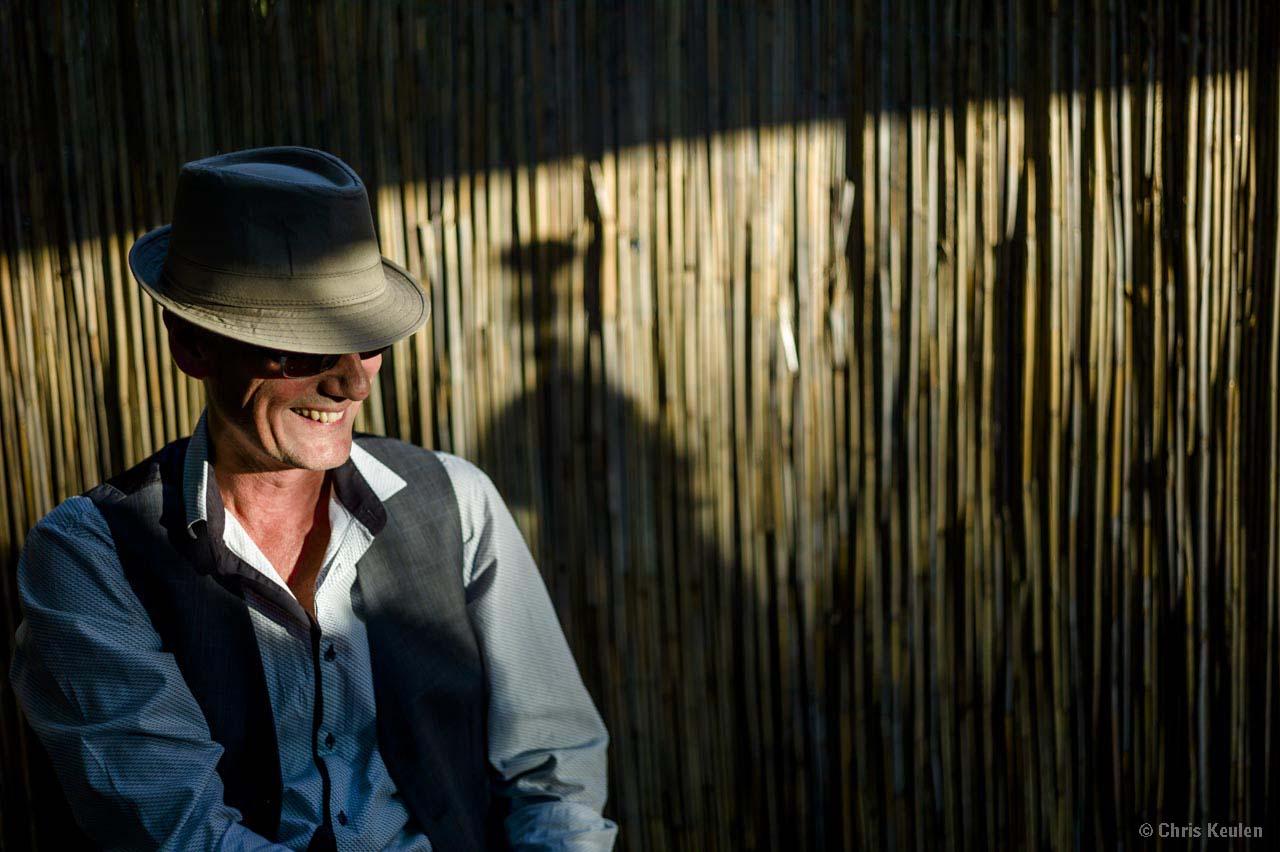 André Kok, photo Chris Keulen